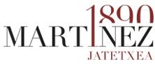 Martinez 1890 Jatetxea