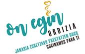 On Egin | ORDIZIA